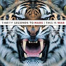 Обложка альбома 30 Seconds to Mars «This Is War» (2009)
