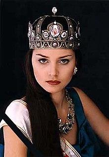 Мисс мира  Википедия