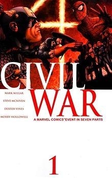 Civil war ii: kingpin (2016) #1 — комиксы на русском: база русских.