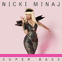 Обложка сингла «Super Bass» (Nicki Minaj, 2011)