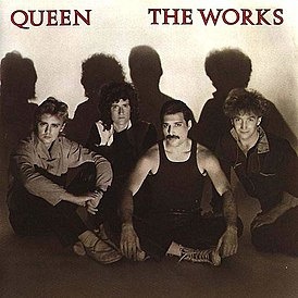 Обложка альбома Queen «The Works» (1984)