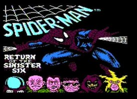 Заставка игры Spider-Man- Return of the Sinister Six.jpg
