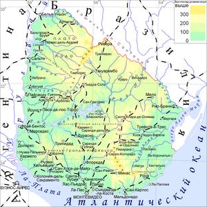 Уругвай — Википедия: https://ru.wikipedia.org/wiki/%D0%A3%D1%80%D1%83%D0%B3%D0%B2%D0%B0%D0%B9