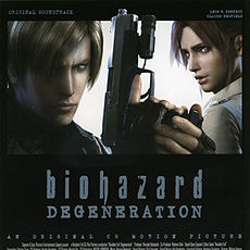 Обложка альбома  «Biohazard Degeneration Original Soundtrack» ()