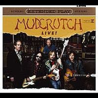Обложка альбома Mudcrutch «Extended Play Live» (2008)