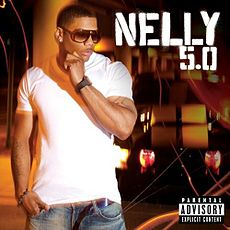 Обложка альбома Nelly «Nelly 5.0» (2010)