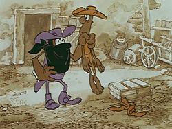 «Раз Ковбой, Два Ковбой...» — 1981