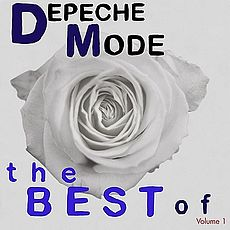 Обложка альбома Depeche Mode «The Best Of, Volume 1» (2006)