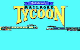 Заставка Railroad Tycoon