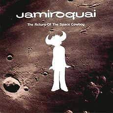 Обложка альбома Jamiroquai «The Return of the Space Cowboy» (1994)