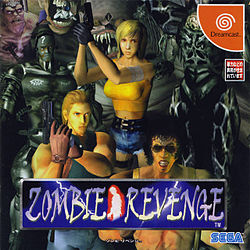 Zombie Revenge — Википедия