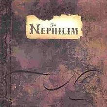 Обложка альбома Fields of the Nephilim «The Nephilim» (1988)