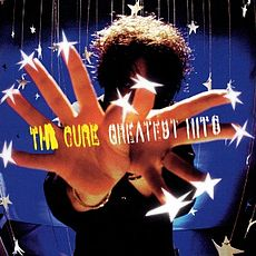 Обложка альбома The Cure «Greatest Hits» (2001)