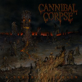 Обложка альбома Cannibal Corpse «A Skeletal Domain» (2014)