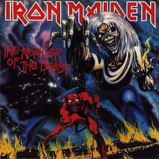 Обложка альбома Iron Maiden «The Number of the Beast» (1982)