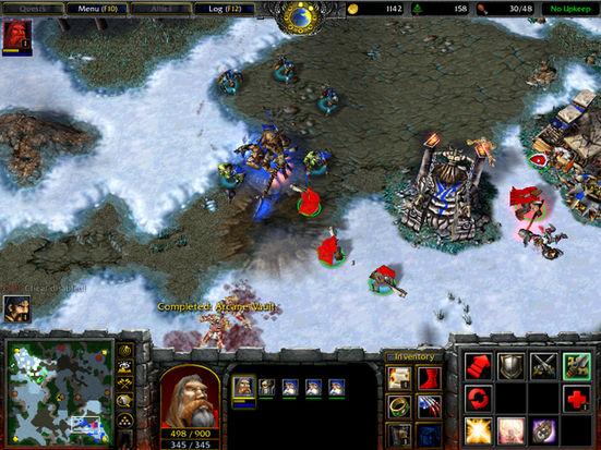 Warcraft 3 Основание Даротара Переговоры Прохождение