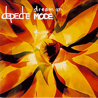 Обложка сингла «Dream On» (Depeche Mode, 2001)