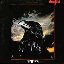 Обложка альбома The Stranglers «The Raven» (1979)