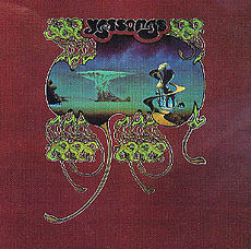 Обложка альбома Yes «Yessongs» (1973)