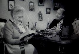Кадры из фильма «Каштанка» / 1952