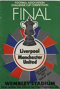 1977 FA Cup Final programme.jpg