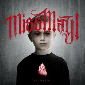 Обложка альбома Miss May I «At Heart» (2012)