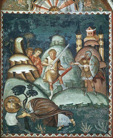 Усекновение главы св. Павла (1278—79)