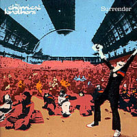 Обложка альбома The Chemical Brothers «Surrender» (1999)
