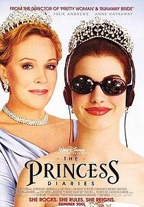«Как Стать Принцессой» — 2001