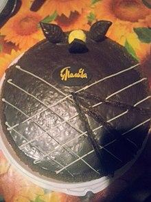 Прага (торт) — Википедия