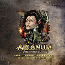 Обложка альбома  «Arcanum: Of Steamworks and Magick Obscura Original Soundtrack» ()