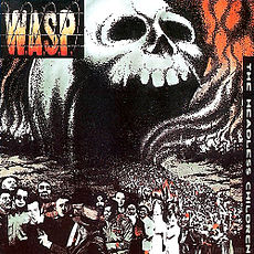 Обложка альбома W.A.S.P. «The Headless Children» (1989)