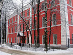 Yaroslavl State Pedagogical University named after K.D. Ushinsky, 3 corpus.jpg