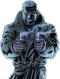 комикс batman хаш