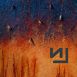 Обложка альбома Nine Inch Nails «Hesitation Marks» (2013)