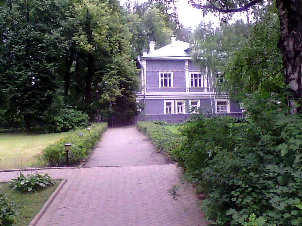 Мемориальный дом Чайковского (Клин)