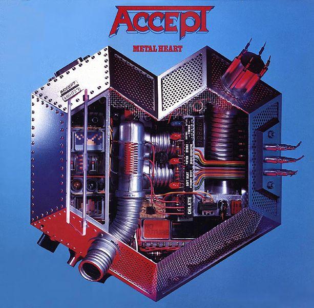 Скриншот к файлу: Accept - Metal Heart (1985, 1st Press Japan, 32.8P-73) 19