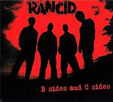 Обложка альбома Rancid «B Sides and C Sides» (2007)