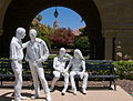 Gay Liberation Monument. Stanford University Campus.jpg