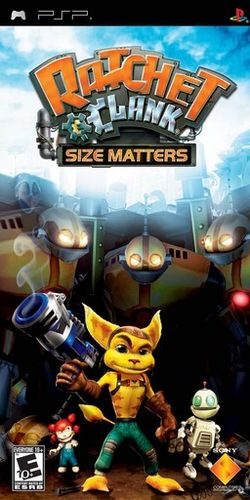 Ratchet & Clank Size Matters box art.jpg