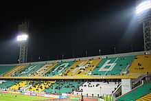 """Стадион  """"Кубань """" в Краснодаре преобразиться перед тем, как принять групповой раунд Лиги Европы."""
