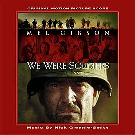 Обложка альбома «We Were Soldiers: Original Motion Picture Score» (2002)