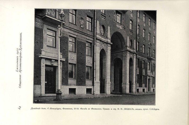 Толстовский дом (фото 1912 года) - объект исследований искусствоведа и культуролога М.Н. Колотило