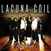 Обложка сингла «Our Truth» (Lacuna Coil, (2006))