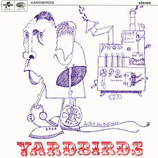 Обложка альбома The Yardbirds «Roger the Engineer» (1966)