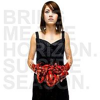 Обложка альбома Bring Me the Horizon «Suicide Season» (2008)