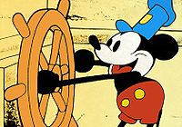 Mickey Mouse in Steamboat Willie, 1928.jpg