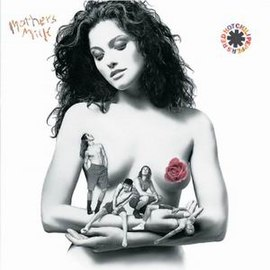 Обложка альбома Red Hot Chili Peppers «Mother's Milk» (1989)