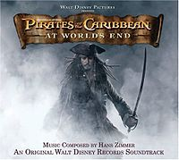 Обложка альбома Ханса Циммера «Pirates of the Caribbean: At World's End» (2007)