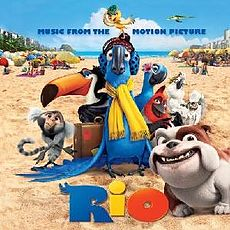 Обложка альбома Blue Sky Studios «Rio: Musiс From The Motion Picture» (2011)